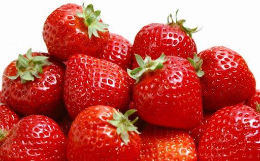 strawberry farming